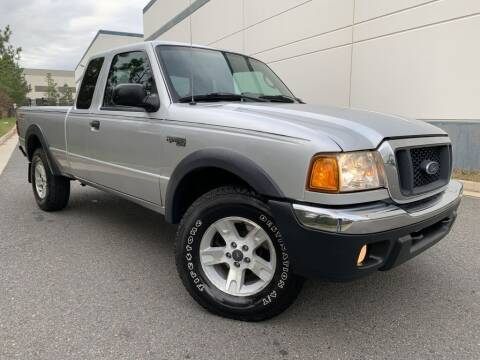 2004 Ford Ranger for sale at PM Auto Group LLC in Chantilly VA