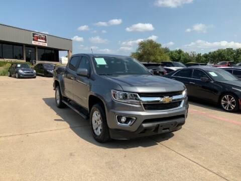2019 Chevrolet Colorado for sale at KIAN MOTORS INC in Plano TX