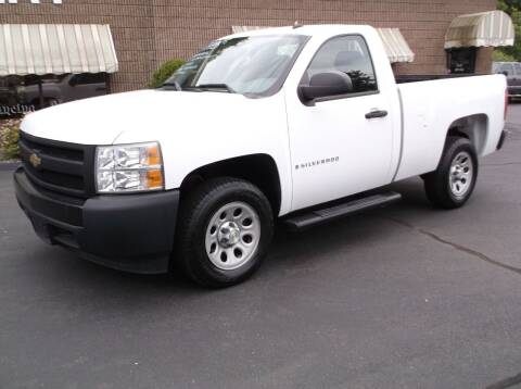 2007 Chevrolet Silverado 1500 Classic for sale at Depot Auto Sales Inc in Palmer MA
