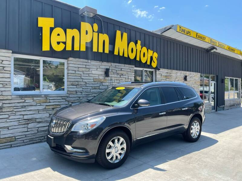 2016 Buick Enclave for sale at TenPin Motors LLC in Fort Atkinson WI