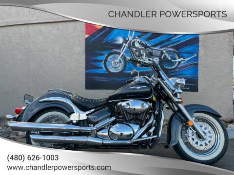 2006 Suzuki Boulevard  for sale at Chandler Powersports in Chandler AZ