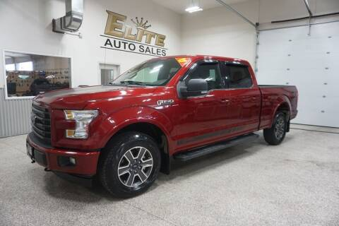 2017 Ford F-150 for sale at Elite Auto Sales in Ammon ID