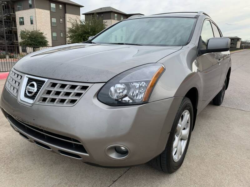 2008 Nissan Rogue for sale at Zoom ATX in Austin TX