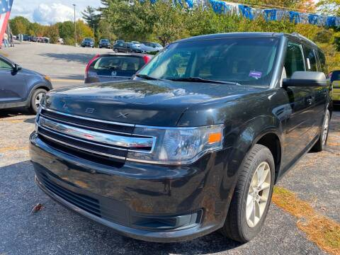 2014 Ford Flex for sale at Brilliant Motors in Topsham ME