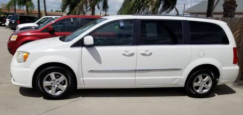 2012 Chrysler Town and Country for sale at Budget Motors in Aransas Pass TX