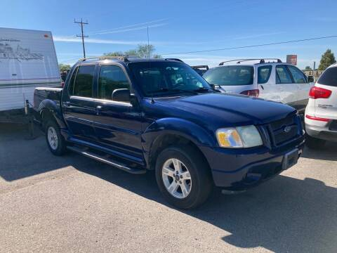 2005 Ford Explorer Sport Trac for sale at AFFORDABLY PRICED CARS LLC in Mountain Home ID