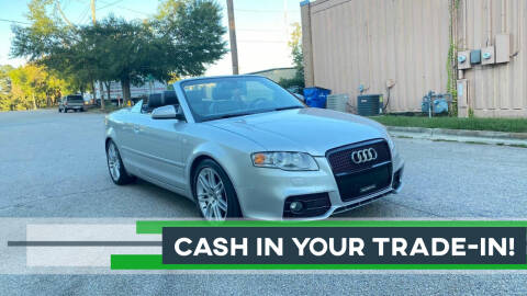 2009 Audi A4 for sale at Horizon Auto Sales in Raleigh NC