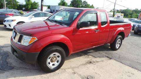 2008 Nissan Frontier for sale at Unlimited Auto Sales in Upper Marlboro MD