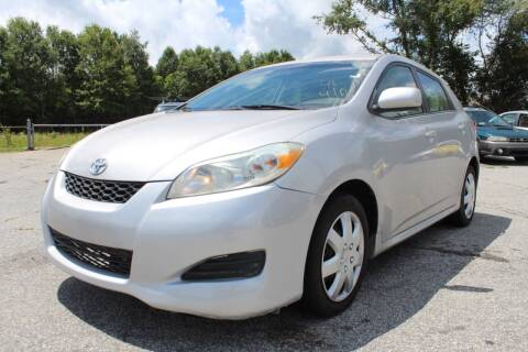 2009 Toyota Matrix for sale at UpCountry Motors in Taylors SC