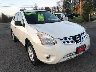 2012 Nissan Rogue for sale at FUSION AUTO SALES in Spencerport NY