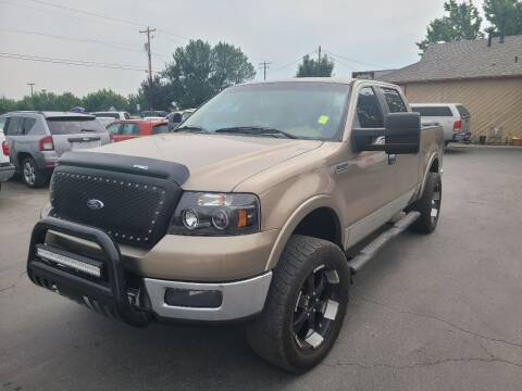 2004 Ford F-150 for sale at Silverline Auto Boise in Meridian ID