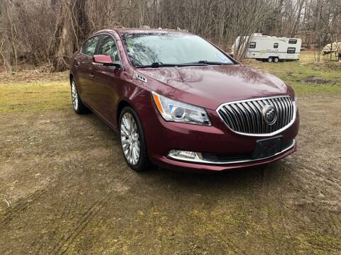 2015 Buick LaCrosse for sale at RS Motors in Falconer NY