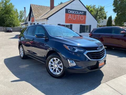 2018 Chevrolet Equinox for sale at Discount Auto Brokers Inc. in Lehi UT