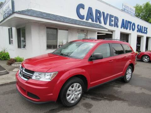 2017 Dodge Journey for sale at Carver Auto Sales in Saint Paul MN