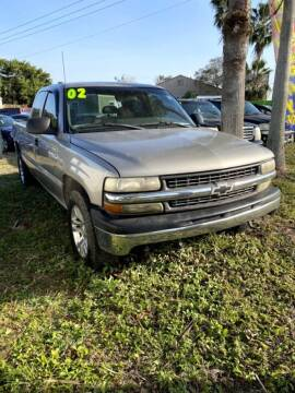 2002 Chevrolet Silverado 1500 for sale at ROCKLEDGE in Rockledge FL