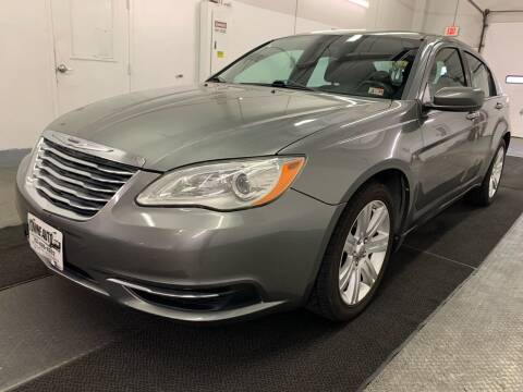 2013 Chrysler 200 for sale at TOWNE AUTO BROKERS in Virginia Beach VA