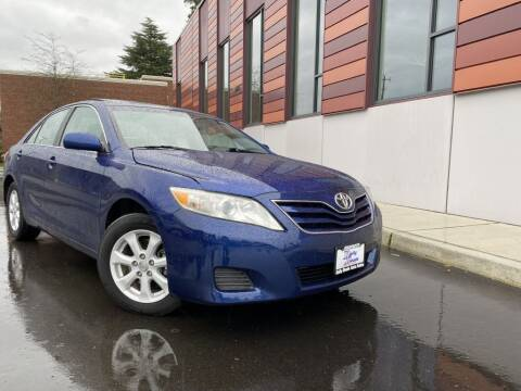 2010 Toyota Camry for sale at DAILY DEALS AUTO SALES in Seattle WA