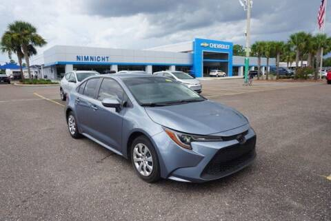 2020 Toyota Corolla for sale at WinWithCraig.com in Jacksonville FL