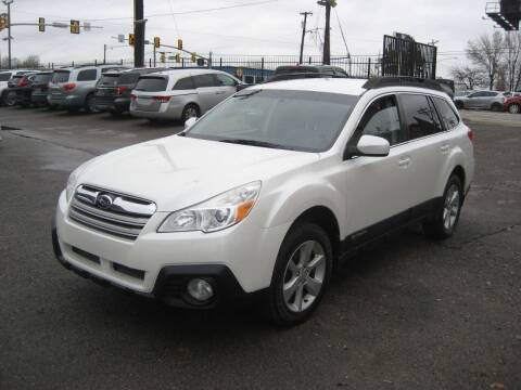 2013 Subaru Outback for sale at Import Auto Connection in Nashville TN