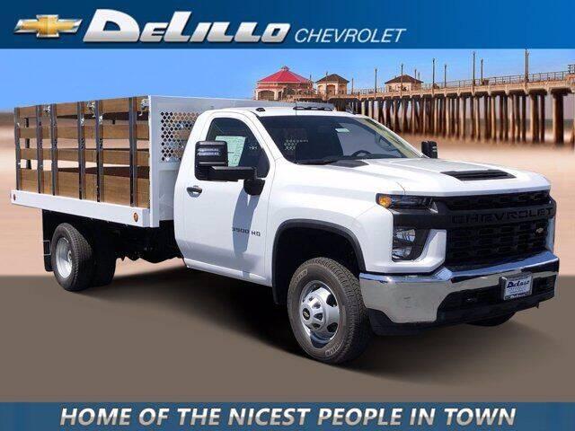 2021 Chevrolet Silverado 3500HD CC for sale in Huntington Beach, CA