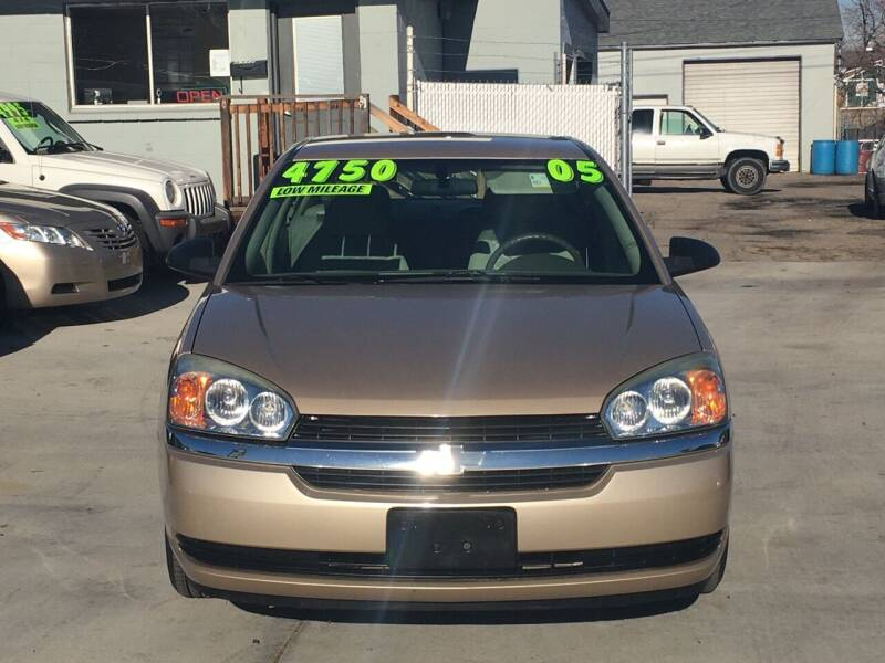 2005 Chevrolet Malibu for sale at Best Buy Auto in Boise ID