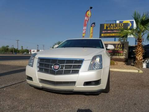 2008 Cadillac CTS for sale at 1ST AUTO & MARINE in Apache Junction AZ