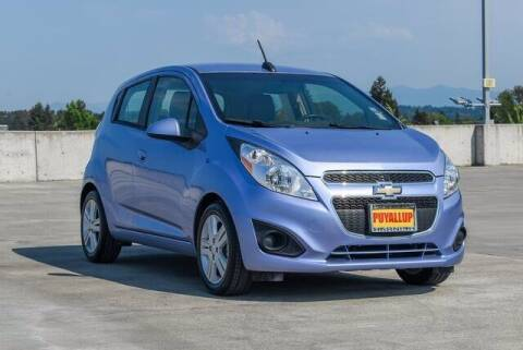 2015 Chevrolet Spark for sale at Chevrolet Buick GMC of Puyallup in Puyallup WA