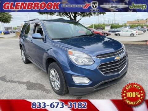 2016 Chevrolet Equinox for sale at Glenbrook Dodge Chrysler Jeep Ram and Fiat in Fort Wayne IN
