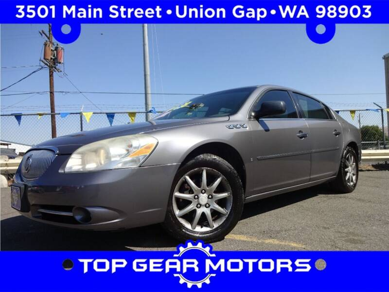 2007 Buick Lucerne for sale at Top Gear Motors in Union Gap WA