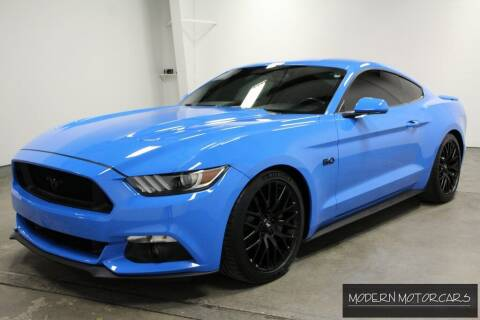 2017 Ford Mustang for sale at Modern Motorcars in Nixa MO