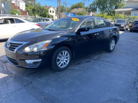 2014 Nissan Altima for sale at Union Motor Cars Inc in Cleveland OH