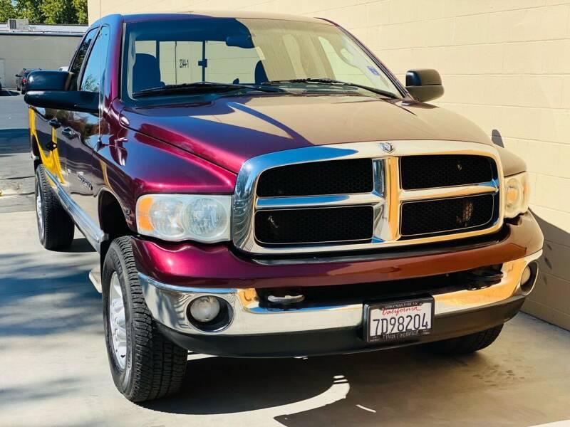 2003 Dodge Ram Pickup 2500 for sale at Auto Zoom 916 Rancho Cordova in Rancho Cordova CA