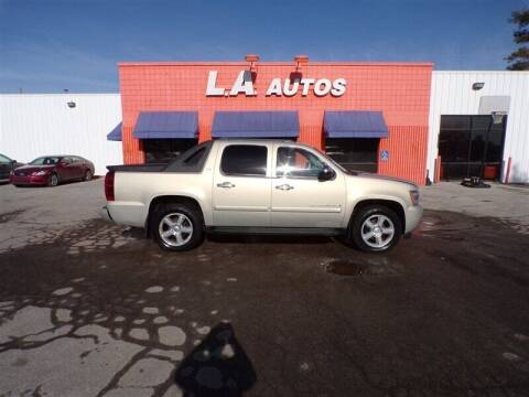 2008 Chevrolet Avalanche for sale at L A AUTOS in Omaha NE