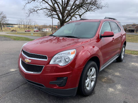 2015 Chevrolet Equinox for sale at Blake Hollenbeck Auto Sales in Greenville MI