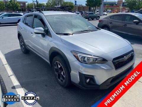 2019 Subaru Crosstrek for sale at NATE WADE SUBARU in Salt Lake City UT