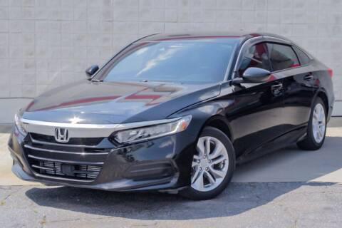 2019 Honda Accord for sale at Cannon Auto Sales in Newberry SC