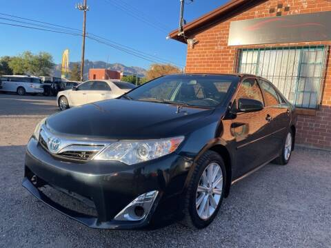 2012 Toyota Camry Hybrid for sale at Auto Click in Tucson AZ