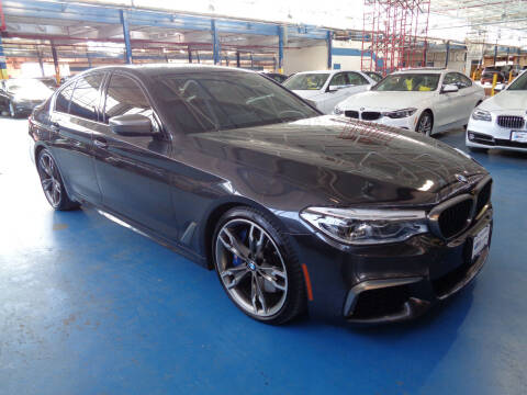 2018 BMW 5 Series for sale at VML Motors LLC in Teterboro NJ