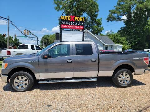 2011 Ford F-150 for sale at Autoxport in Newport News VA