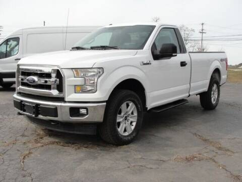 2017 Ford F-150 for sale at Caesars Auto in Bergen NY