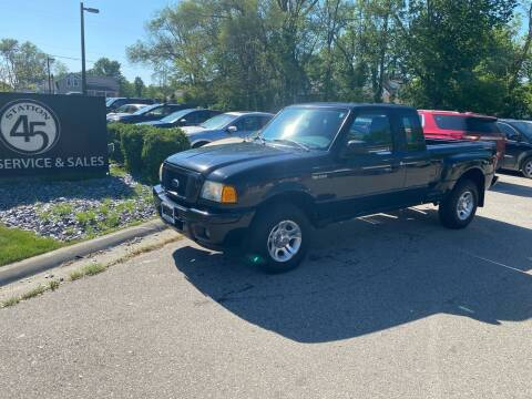 2004 Ford Ranger for sale at Station 45 Auto Sales Inc in Allendale MI