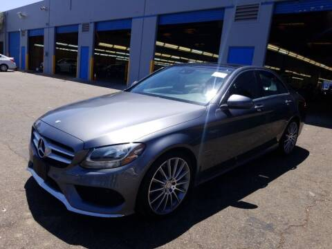 2017 Mercedes-Benz C-Class for sale at A.I. Monroe Auto Sales in Bountiful UT