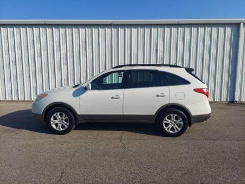 2010 Hyundai Veracruz for sale at Longhorn Motors in Belton TX