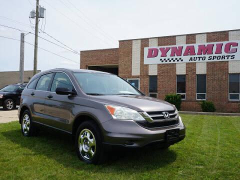 2010 Honda CR-V for sale at DYNAMIC AUTO SPORTS in Addison IL