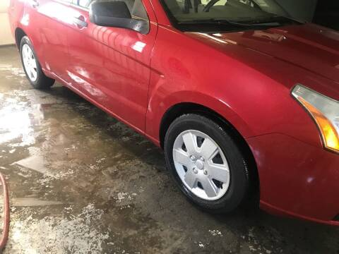 2011 Ford Focus for sale at CESSNA MOTORS INC in Bedford PA