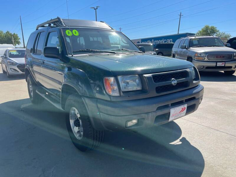 2000 Nissan Xterra for sale at AP Auto Brokers in Longmont CO