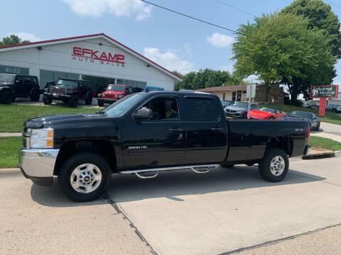 2014 Chevrolet Silverado 2500HD for sale at Efkamp Auto Sales LLC in Des Moines IA