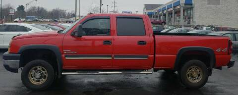 2004 Chevrolet Silverado 2500HD for sale at Rayyan Auto Sales LLC in Lexington KY