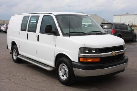 2019 Chevrolet Express Cargo for sale at LJ Motors in Jackson MI