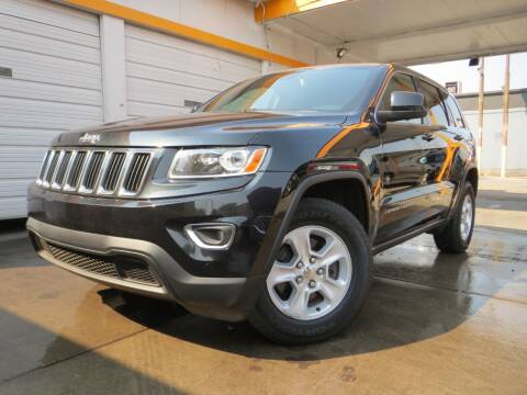2016 Jeep Grand Cherokee for sale at PR1ME Auto Sales in Denver CO